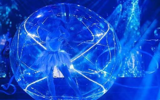 水晶球舞活动节目